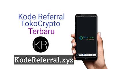 Cara Menggunakan Kode Referral TokoCrypto  Berikut ini adalah cara daftar dan menggunakan kode Referral TokoCrypto Terbaru :