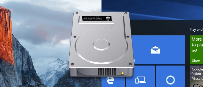 How to dual-boot Windows and OS X El Capitan on the same hard disk