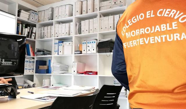 Visitas%2Bescolares%2BP%25C3%25A1jara%2B%25281%2529 - Fuerteventura.- Cincuenta alumnos del CEIP el Ciervo visitan los enclaves históricos de Pájara