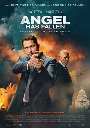 Angel Has Fallen 2019 Hindi Movie Dual Audio HDRip 720p