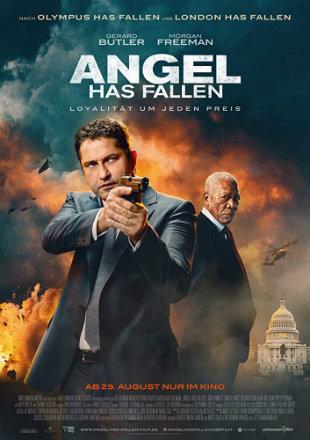 Angel Has Fallen 2019 Hindi Movie Dual Audio HDRip 720p