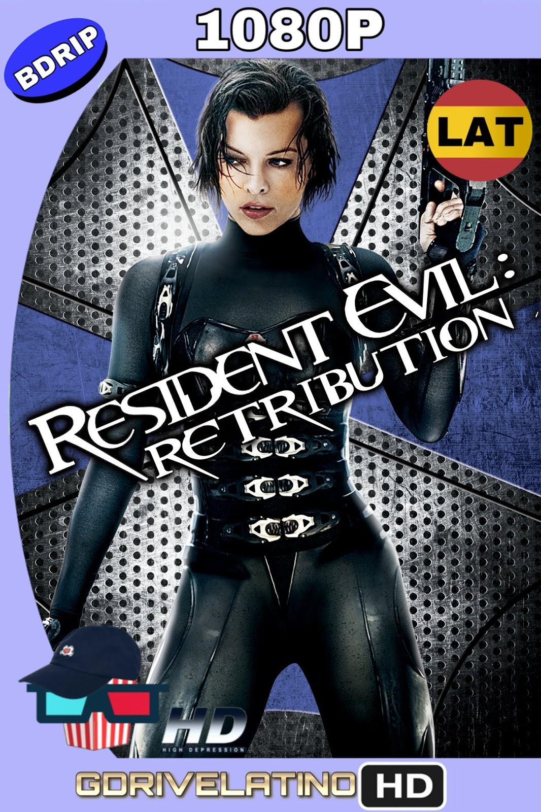 Resident Evil: Venganza (2012) BDRip 1080p (Latino-Inglés) MKV