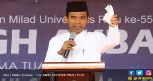 UAS: Orang Minangkabau Adalah Suluh di Tengah Gelap yang Membawa Syiar Islam