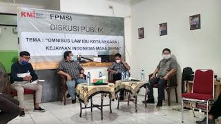 RUU Omnibus Law Ibu Kota Negara, Langkah Tepat Menuju Kejayaan Bangsa
