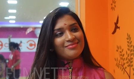 Suganya | Film | Model | Just fun chat