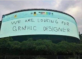 looking for graphic designer