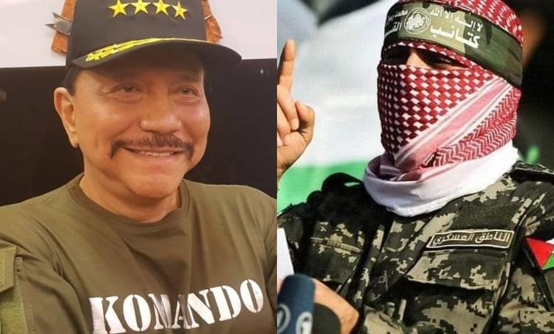 Beri Saran ke Hendrpriyono, Ketum Bulan Sabit Merah Indonesia: Beliau Harus Baca Lagi Pembukaan UUD 1945, Mungkin Beliau Lupa!