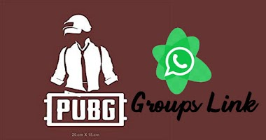 PUBG WhatsApp Group Links 2020 for PUBG Free UC, Tips & Tricks, Tournament