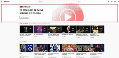 Masthead Youtube