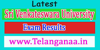Sri Venkateswara University LLB 3rd Years 6th Sem July-2018 Exam Results