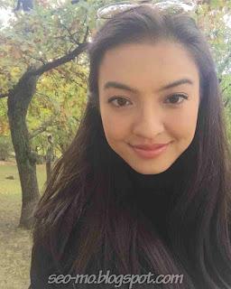 Poto Raline Shah Selfie Cantik Terbaru
