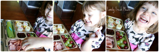 Bento Love: A Simply7 Bento Lunch
