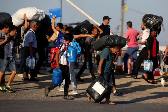Προχωράει το νομοσχέδιο για τις αλλαγές στη διαδικασία ασύλου