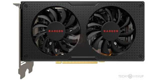 Rx 590 8GB graphic card