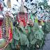 Ribuan Pengunjung Saksikan Kemeriahan Upacara Hudoq Kawit