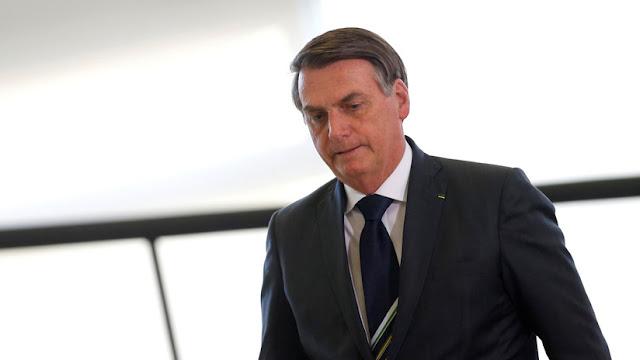 """Bolsonaro: """"Con el posible retorno de la izquierda a Argentina, el pueblo saca en masa su dinero de los bancos"""""""