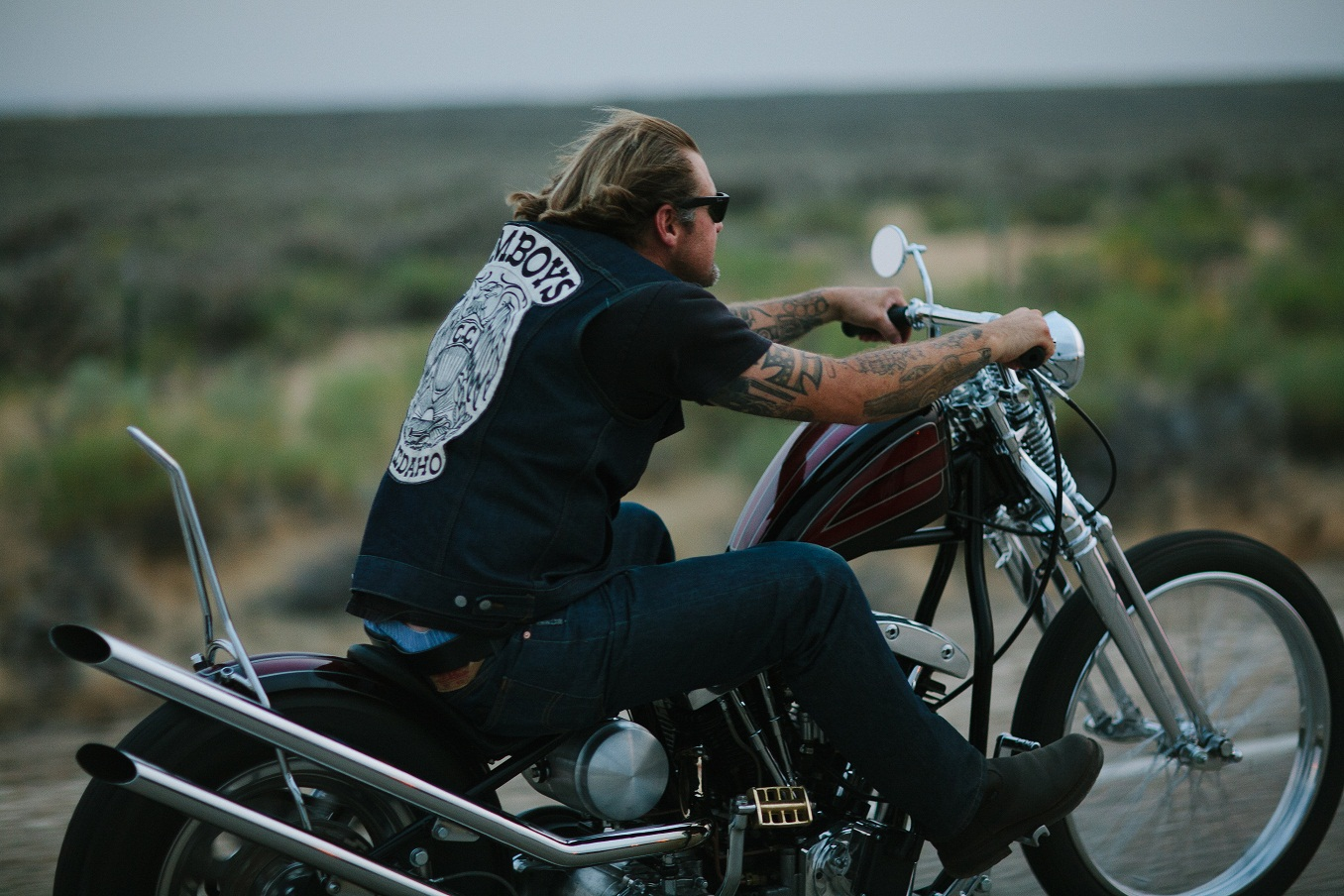 Images of Born Losers Motorcycle Club - #rock-cafe