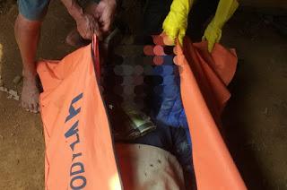 Sesosok Mayat Ditemukan Membusuk di Lembang Salu Sarre, Toraja Utara