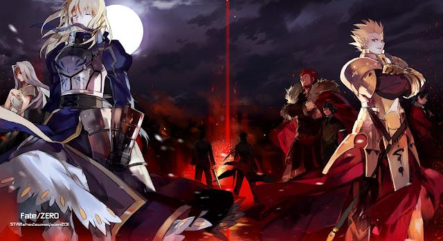 Fate/Zero 2 (12/12) (250MB) (HDL) (Sub Español) (Mega)
