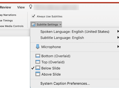 PowerPoint Now Supports Live Subtitles and Captions on Presentations
