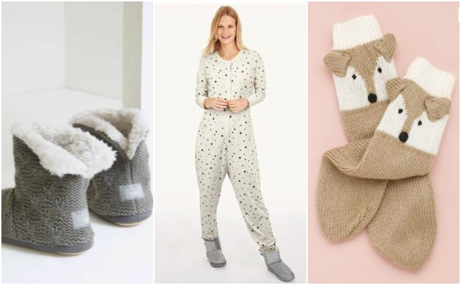 Winter Lounge Wear Wishlist 2017
