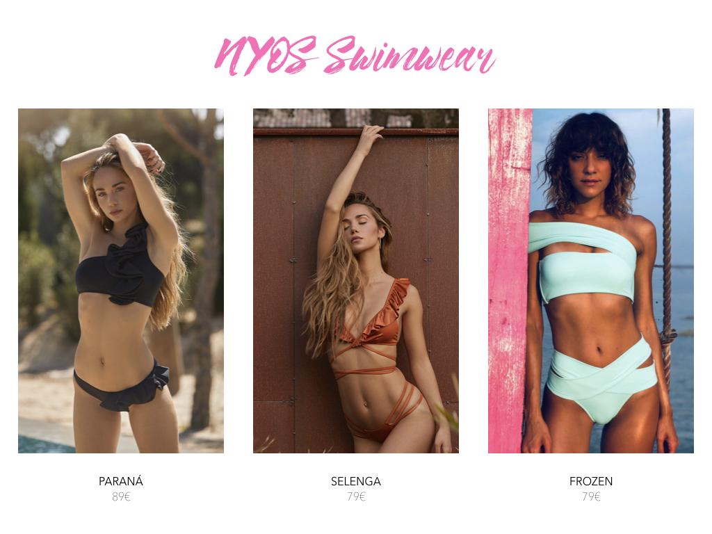 a8a0ceed2 Foi em 2014 que Daniela Marques teve a ideia de fundar uma marca portuguesa  com padrões diferentes e originais, a NYOS. Hoje, a NYOS é reconhecida por  criar ...