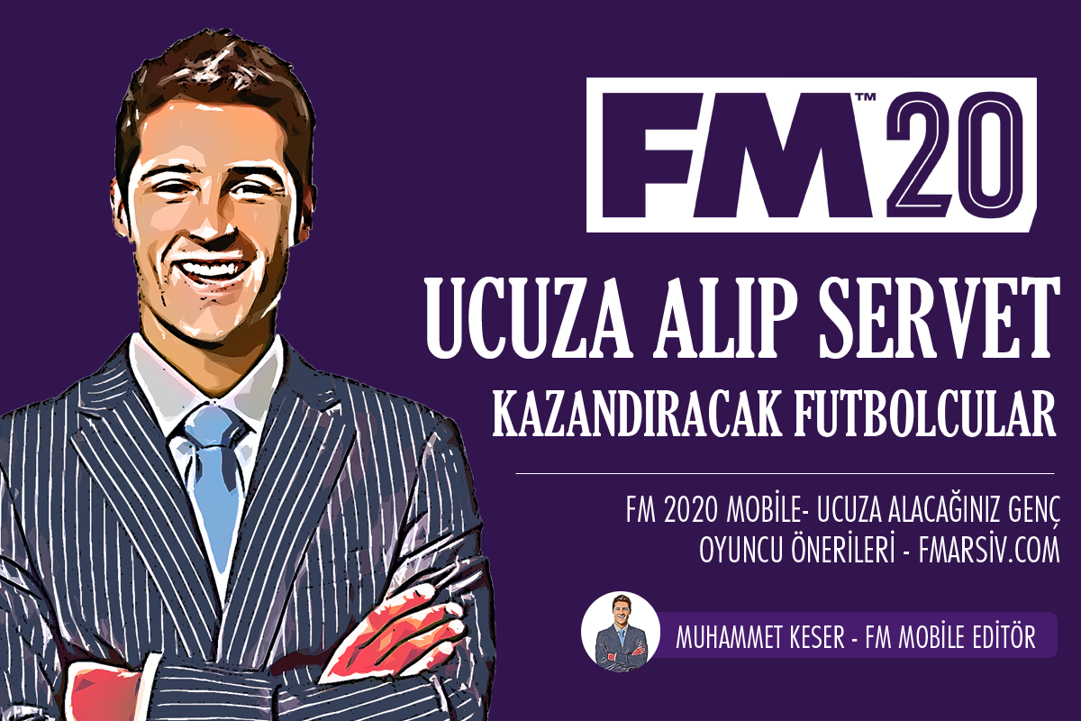 fm mobile ucuza alınacak genç oyuncular
