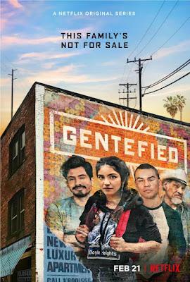 Gentefied (TV Series) S01 DVD HD Dual Latino + Sub 2DVD