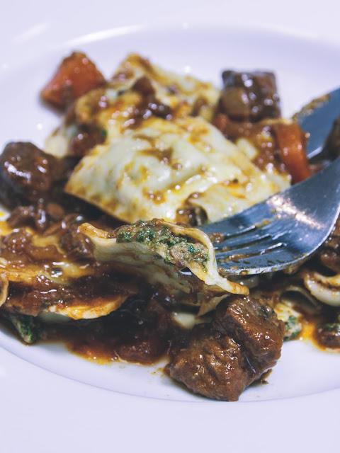 Recette, cuisine niçoise, ravioli niçois, variations gourmandes, blettes, daube