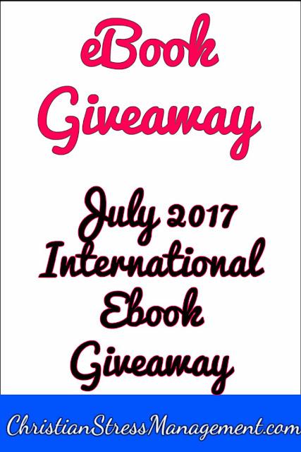 July 2017 International Free Ebook Giveaway