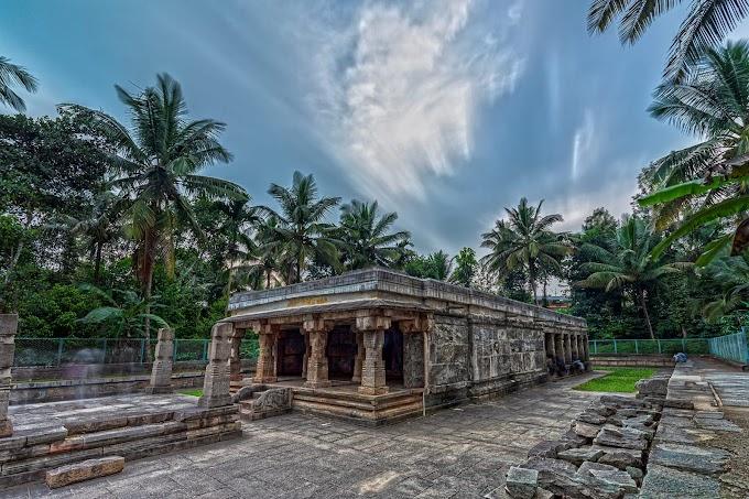 Jain Temple, Sultan Bathery, Wayanad