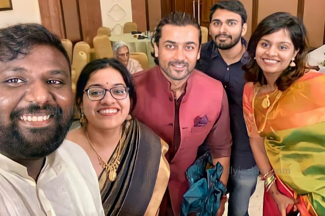 Suriya latest picture