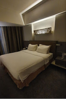 Suasana Kamar hotel swiss-belhotel balikpapan