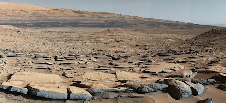 Welcome to Mars | Großartige Fotos vom Curiosity-Rover