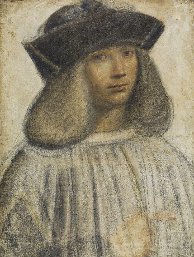 Джованни Антонио Олтраффио Мужской портрет