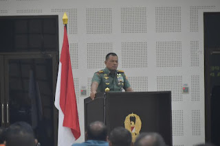 Panglima TNI : Anggota TNI Terlibat Pungli Laporkan