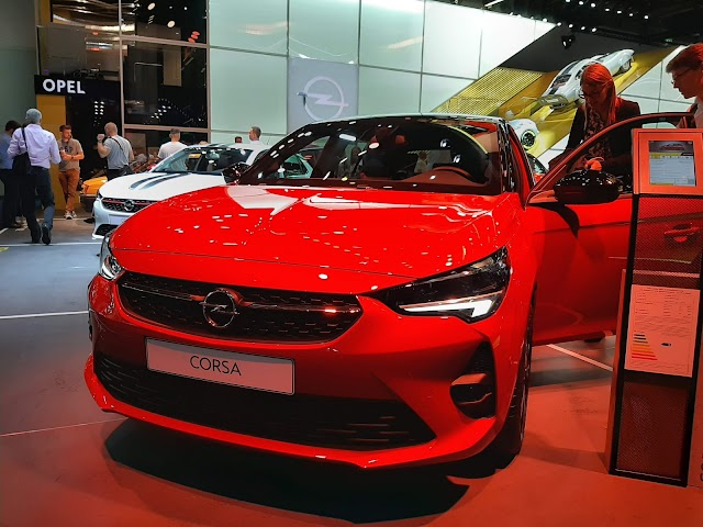 The all new Opel Corsa 2019