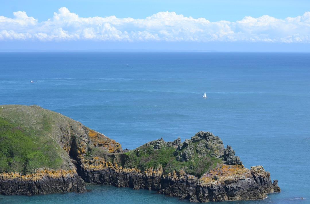 Islands Around The Channel Islands