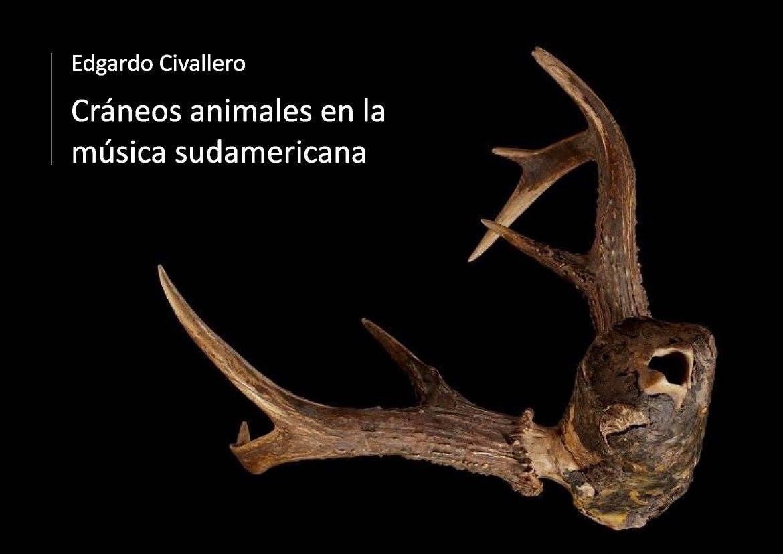 Cráneos animales en la música sudamericana