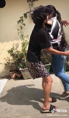 Girlfriend Funny Tiktok Video
