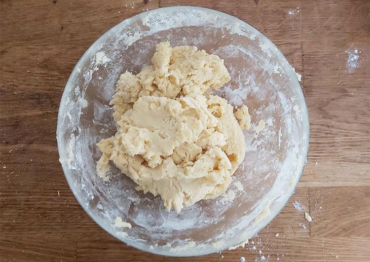 Mélange pour pâte sucrée