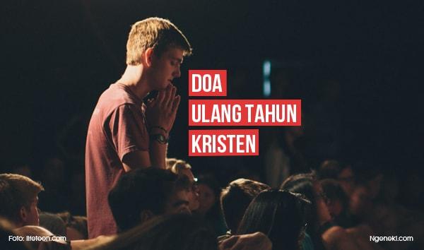 Berdoa Kristen
