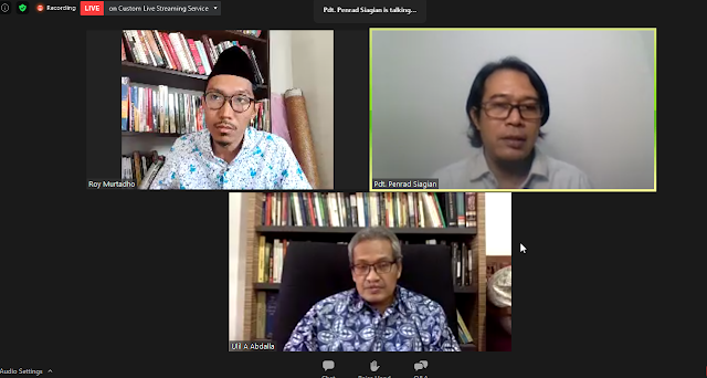 Tokoh NU, Muhammadiyah, dan Kristen Bersatu Tolak UU Ciptaker
