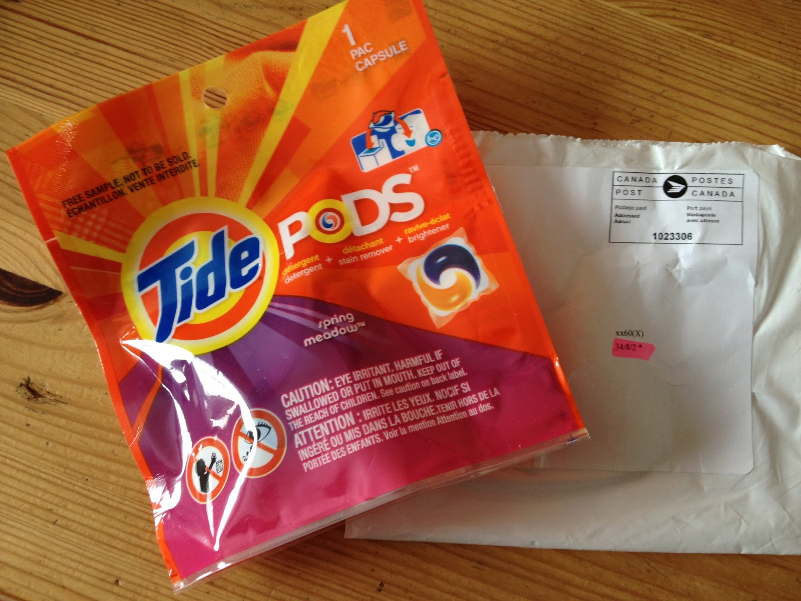 tide pod samples freebies2you