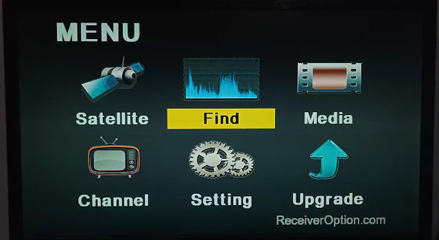 GX6605S HW203 SAT FINDER NEW SOFTWARE FOR DISH SETTING 15 APRIL 2021