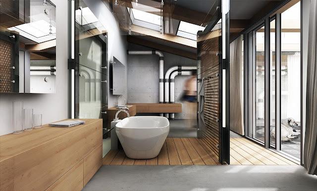 6 X 10 Bathroom Design