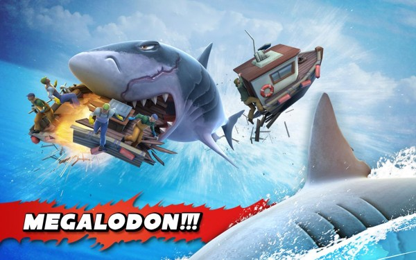 Hungry Shark Evolution Apk 2