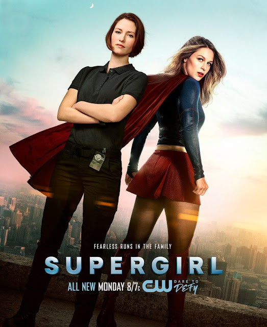 Supergirl 2x14 Homecoming