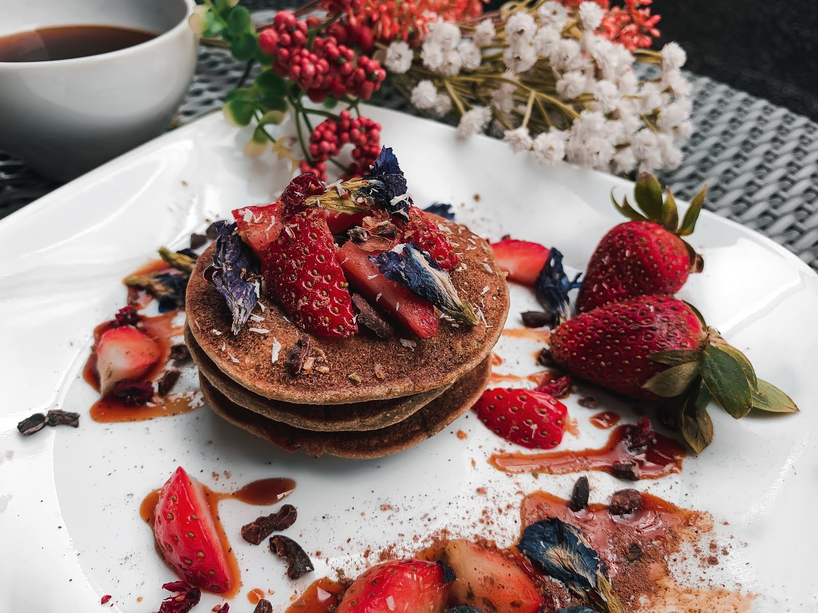 best vegan pancakes in Europe