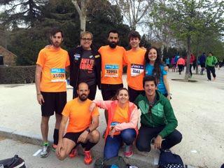Atletismo Aranjuez Medio Maratón Madrid